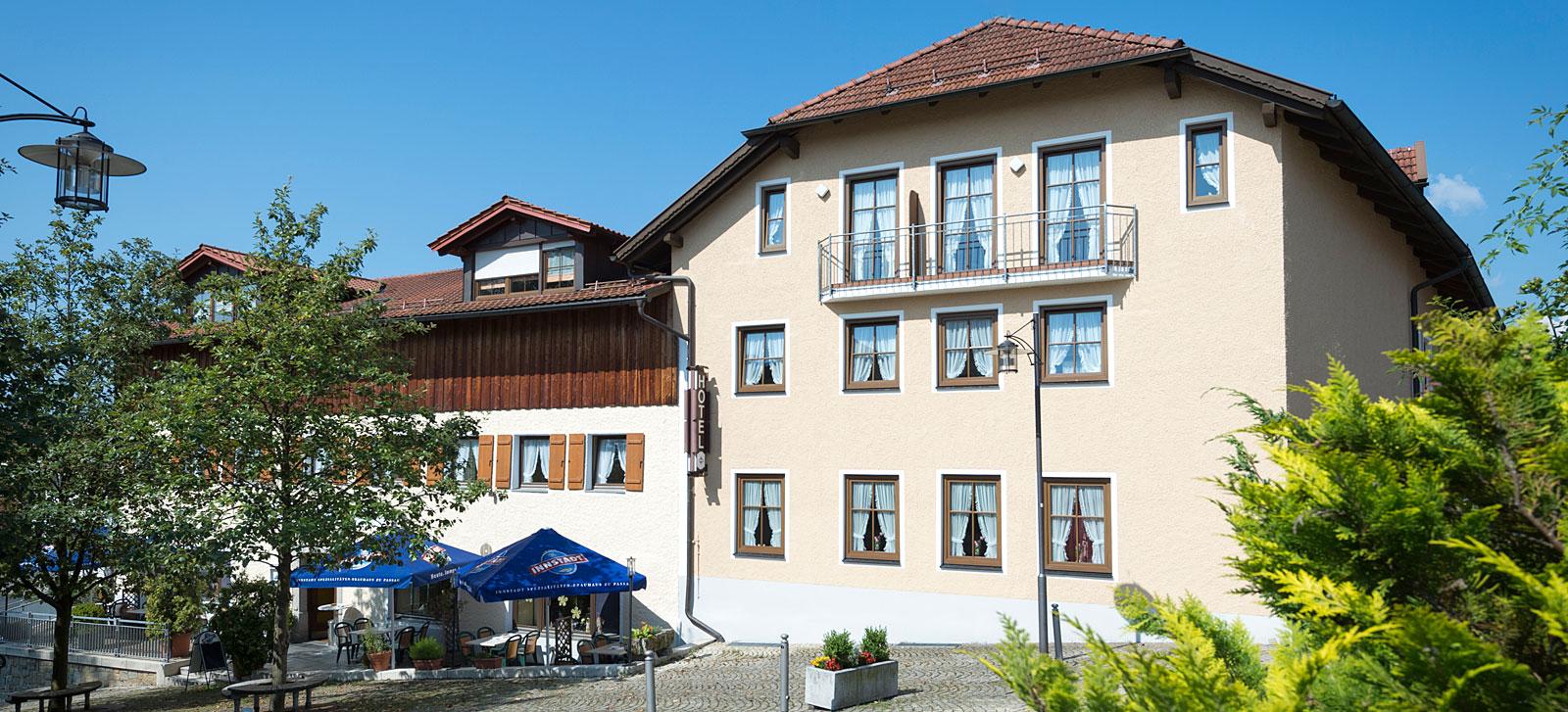 Landhotel Jägerstöckl bei Grafenau / Bayerischer Wald