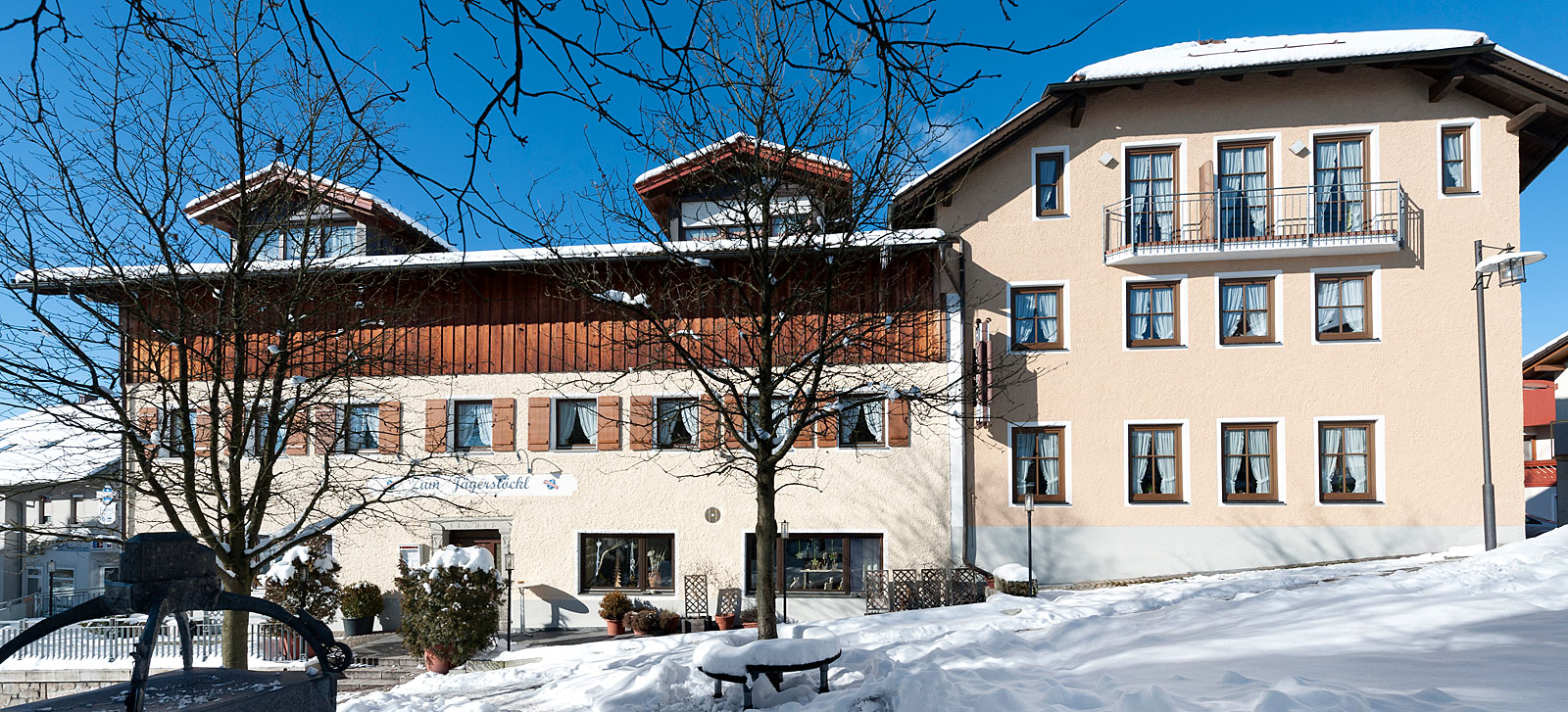 Urlaubsangebote für jede Jahreszeit im Hotel Bayerischer Wald